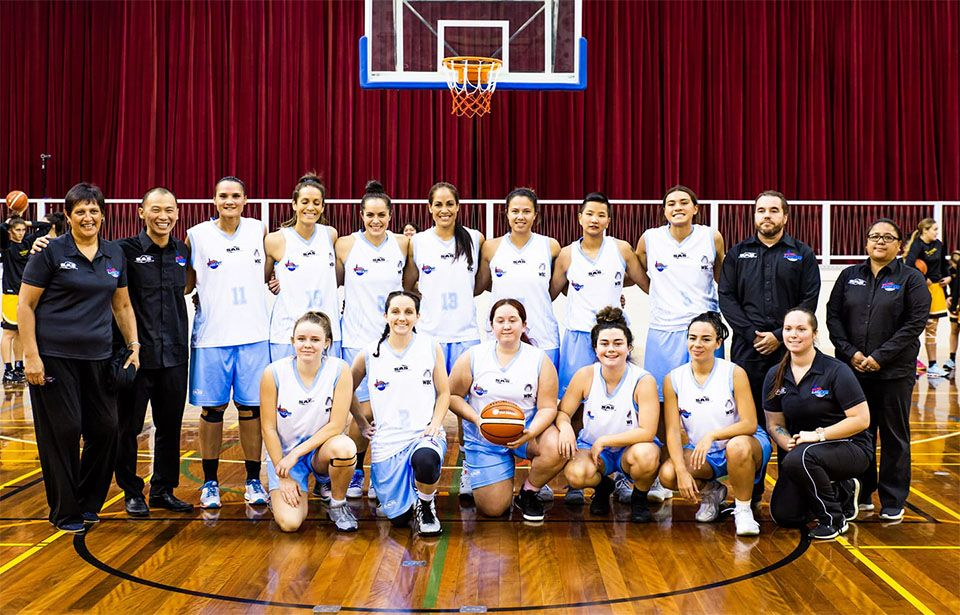 Dream realised to grow women's basketball in New Zealand