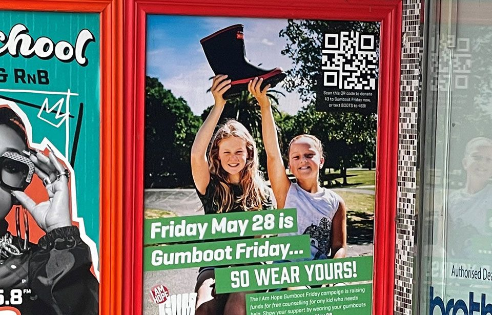 Gumboot Friday back for another year