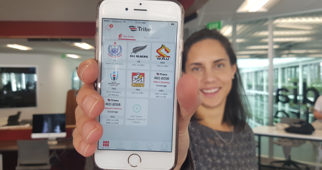 New Zealand Hockey partners with locally developed sports app