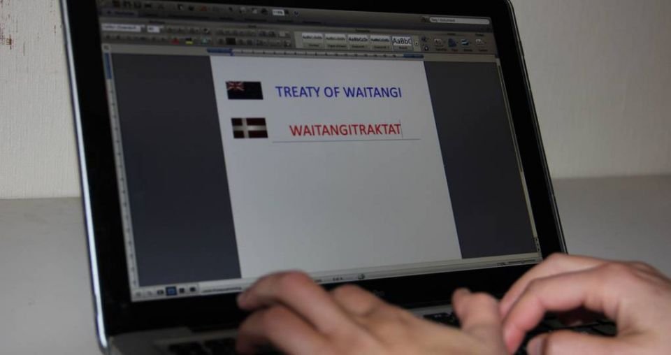 Treaty translation bid falling short