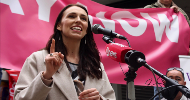 National also gets boost from 'Jacinda effect'