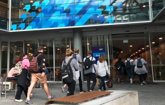 Lack of increase in 2018 budget not concerning, say AUT staff and students
