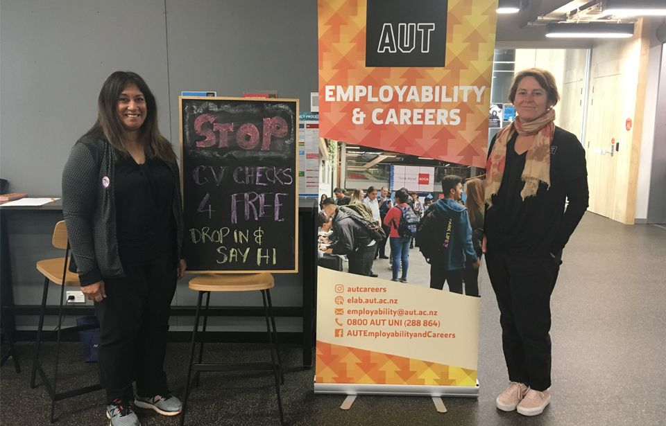 AUT students are missing out on valuable career assistance