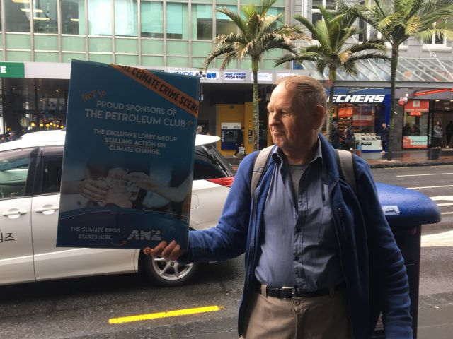 ANZ slammed for fossil fuel sponsorship