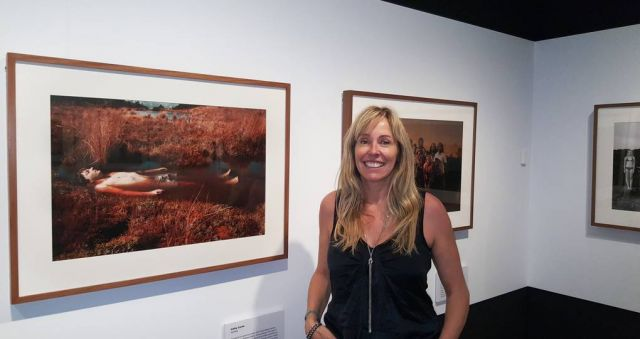 Local photographer making a splash in New York City art scene