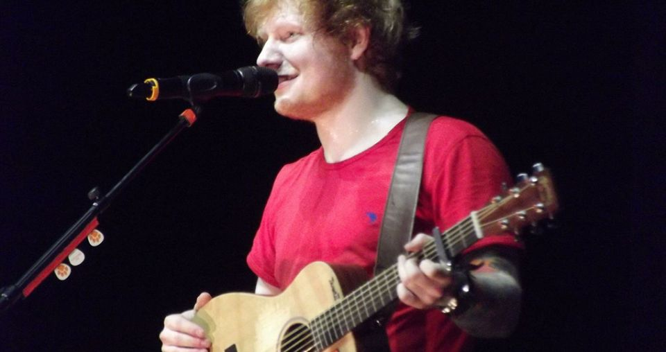 Ed Sheeran success forces rule change to NZ Top 40 chart