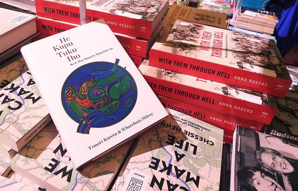 Māori language advocates honoured at national book awards