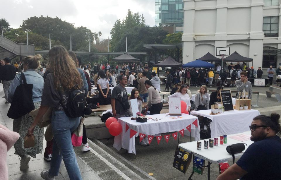 Market Day proves a successful learning experience for business students