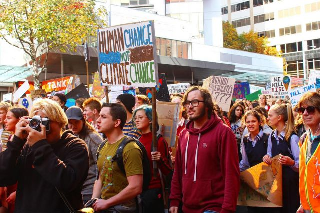 Upcoming climate strike to focus on Auckland sea level rise