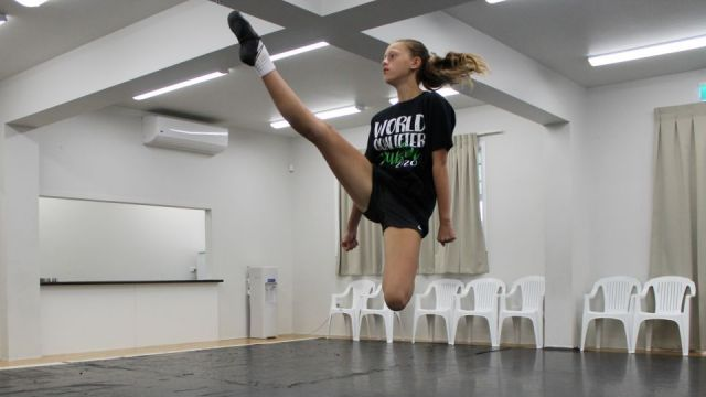 Young Kiwi heads to the Irish dancing world champs