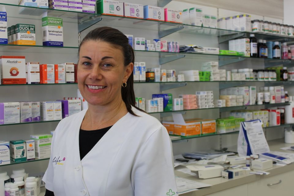 Pharmacies get sense of normality in level two