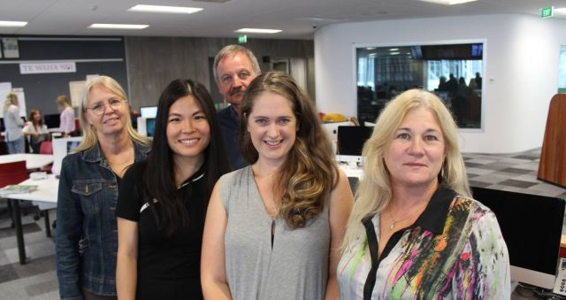 AUT Newsroom Launches for 2016