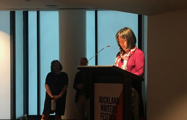 First anthology of Kiwi-Asian writers launched at book festival