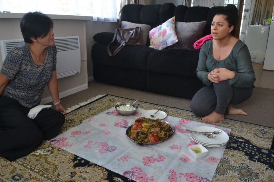AUT refugee cookbook celebrates diversity