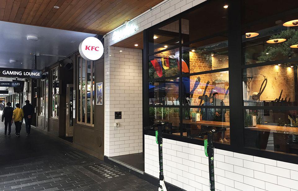 Fast food employees unaware of the weekend strike
