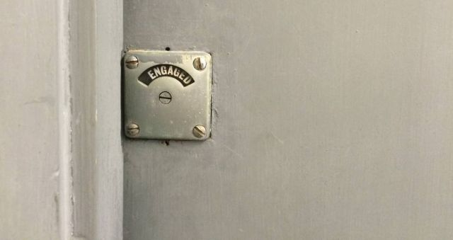 Closed toilets leave people busting for answers