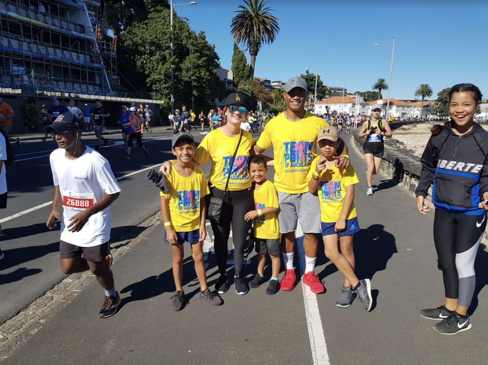 Round the Bays more and more a family affair