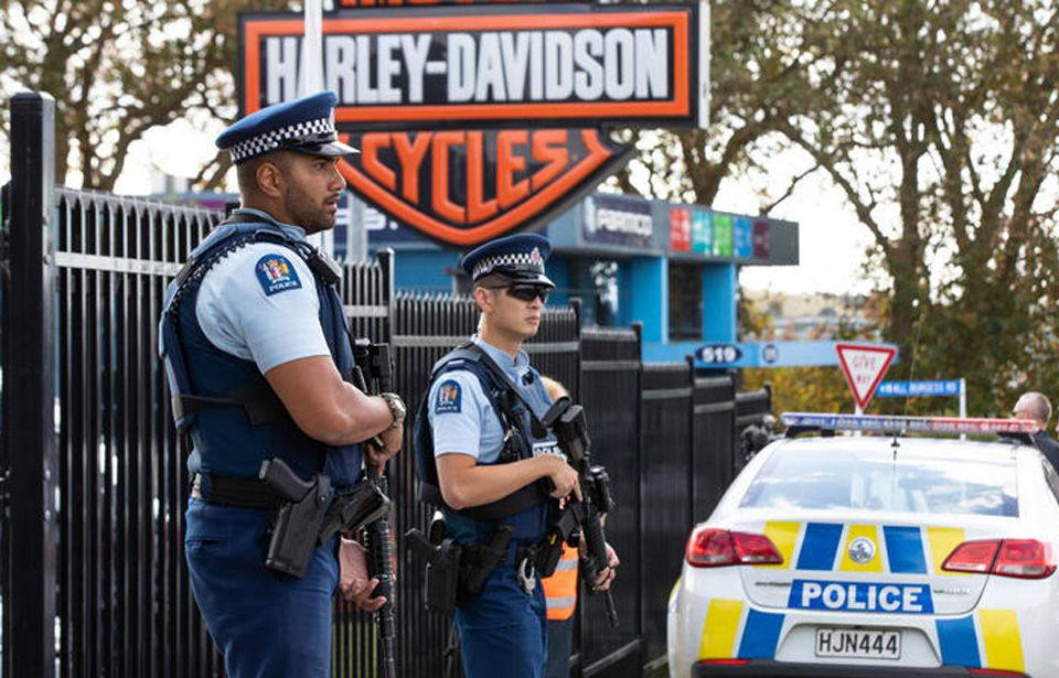 Harley-Davidson distances itself from gangs, reassure customers after shooting