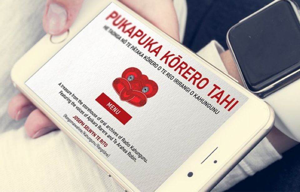 Hastings radio station launches new Māori language app