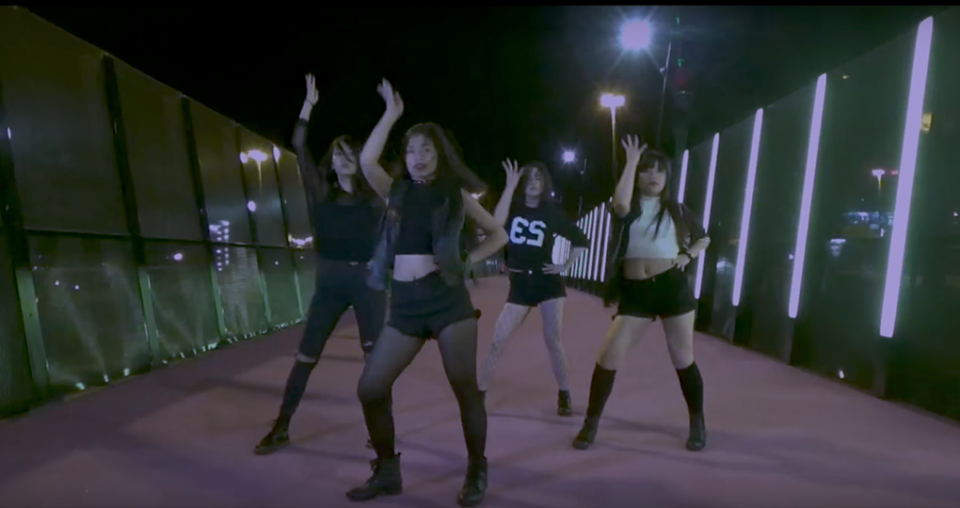 Meet one of Auckland's newest all-girl K-pop groups
