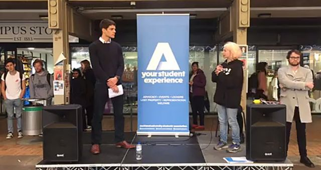 Campus politics heats up at Auckland uni