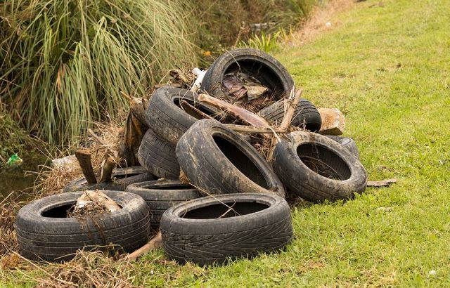 Rubbish solutions from the council attempt to prevent illegal dumping