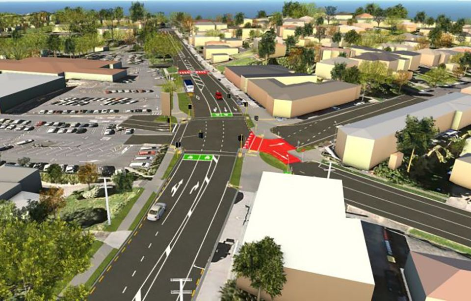 Upgrades planned for 'dangerous' Mt Albert Road intersections