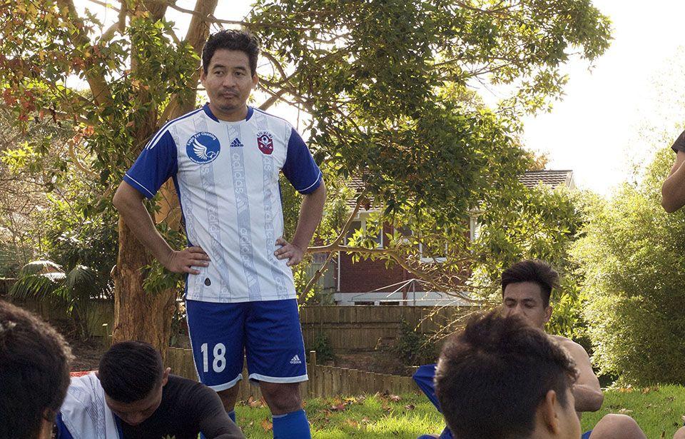 Auckland's Nepali football team still in the hunt