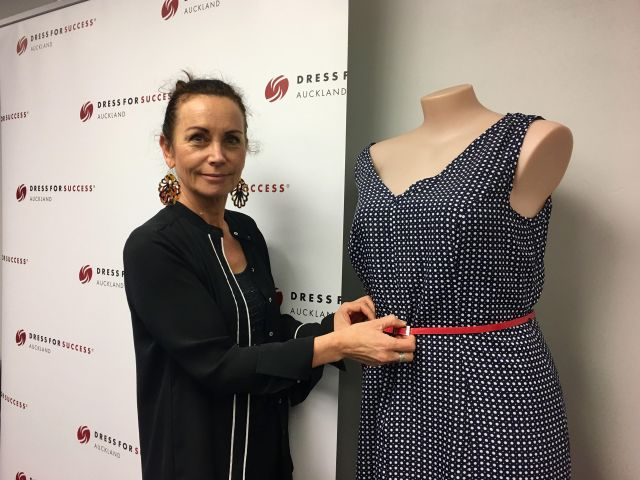 Clothing gets second life for job seekers via Fashion week