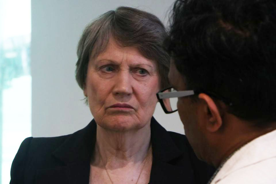 Climate action not just central government's responsibility, says Helen Clark