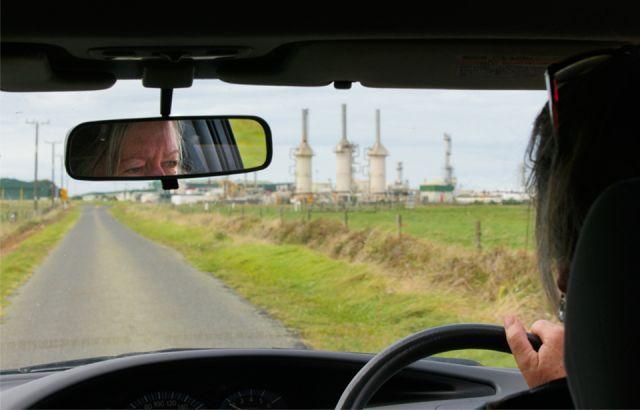Filmmaker lifts the lid on harsh realities of Taranaki's oil and gas