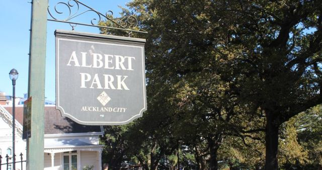 Reclaiming Albert Park with a 'tiki party'