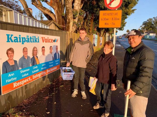 Young New Zealanders leave social media to get politically active - candidates