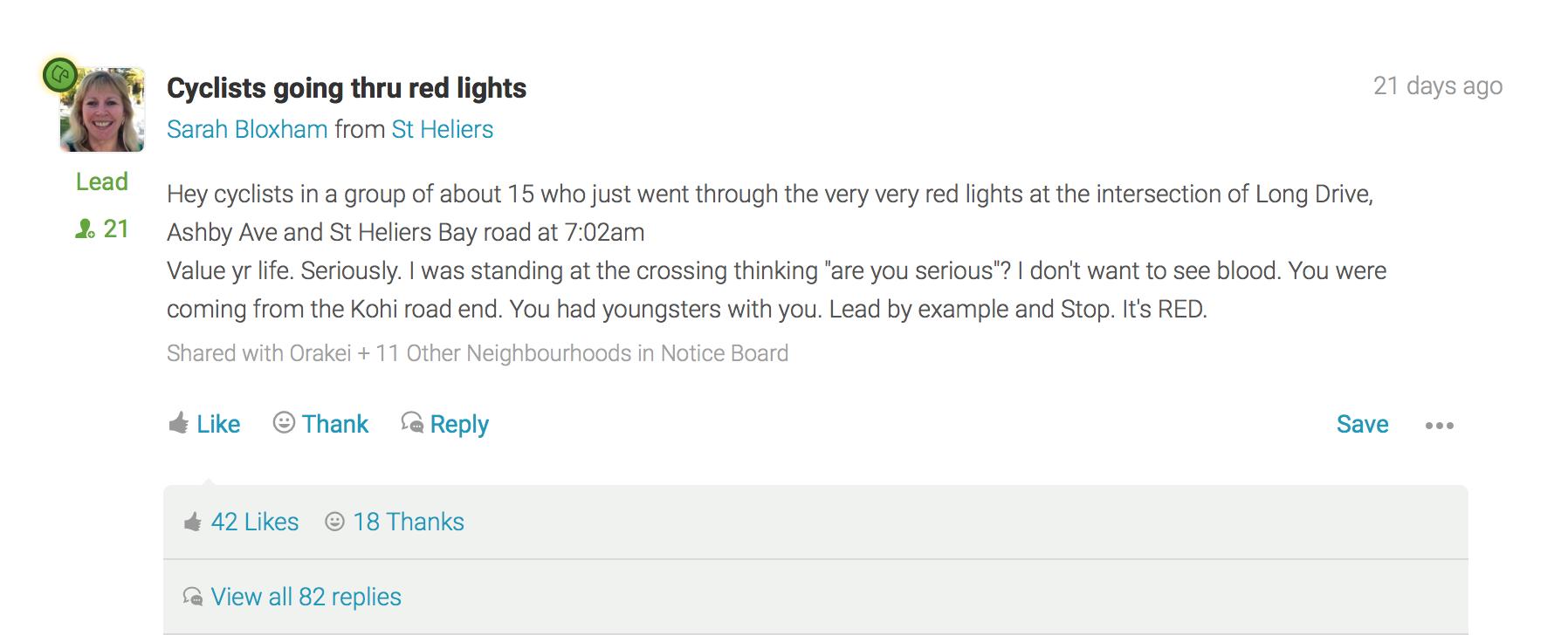 Neighbourly.com screenshot