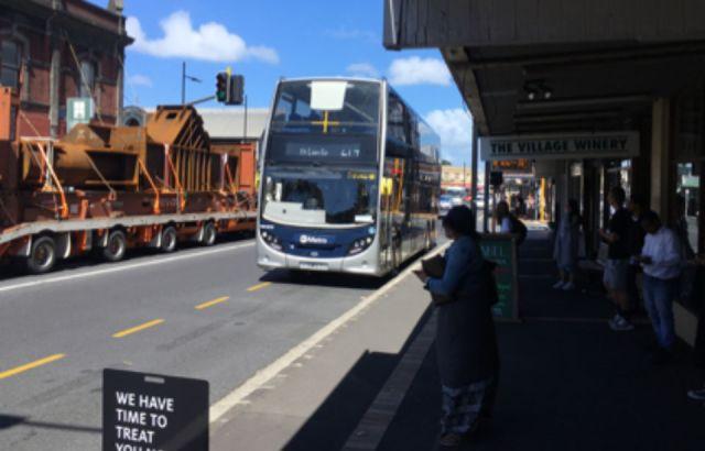 Mt Eden villagers reject bus stop extensions