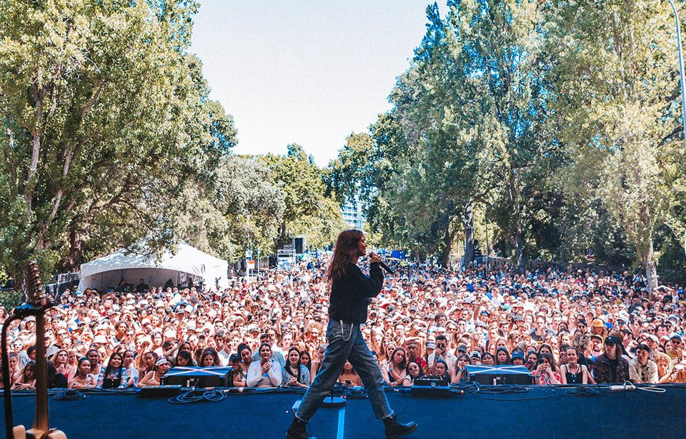 Laneway aims to set the bar for festivals this summer