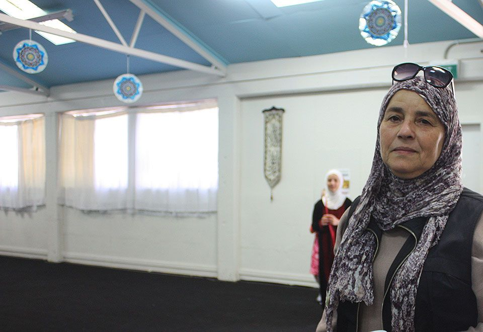 Auckland mosque opens its doors with a message of unity
