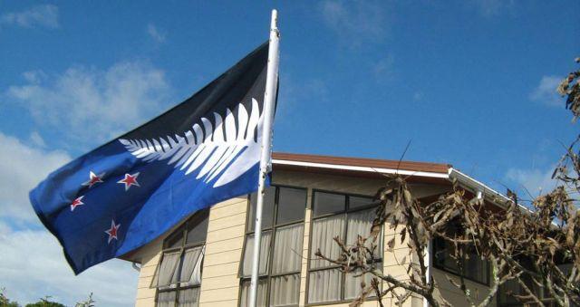 Silver fern flag still a winner for some Kiwis