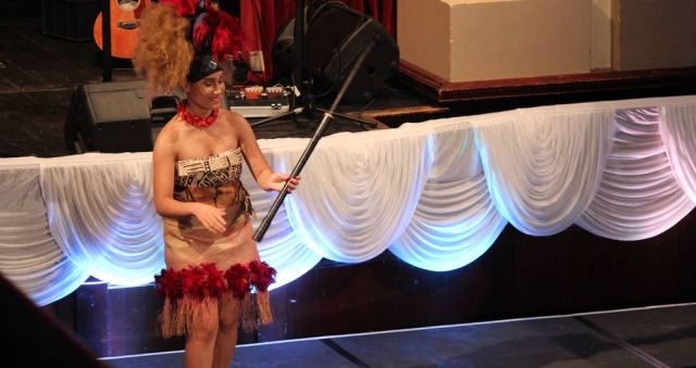 Fashion show raises awareness about Fiji's ongoing plight